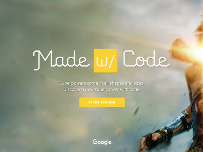 Google - Made With Code
